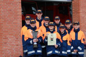 Wettkampfgruppe 10 Jahre JF Kellinghusen